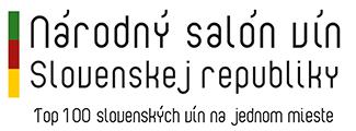 logo Národný salón vín Slovenskej republiky