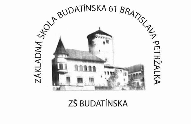 logo ZŠ Budatínska 61