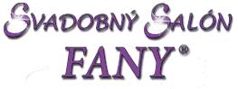 logo Svadobný salón Fany