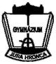 logo Gymnázium Jura Hronca