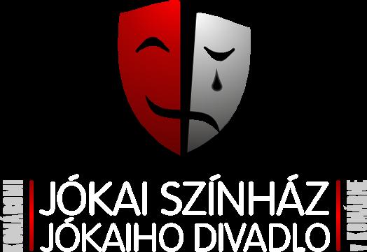 logo Jókaiho divadlo v Komárne