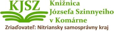 logo Knižnica Józsefa Szinnyeiho v Komárne