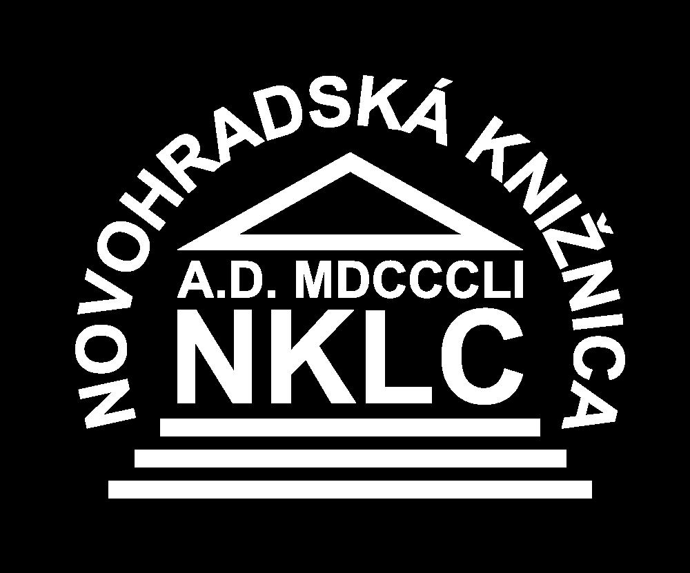 logo Novohradská knižnica