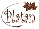 logo Penzion Platan
