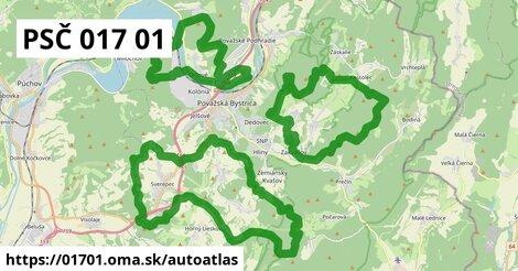 ikona Mapa autoatlas  01701