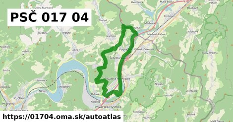 ikona Mapa autoatlas  01704