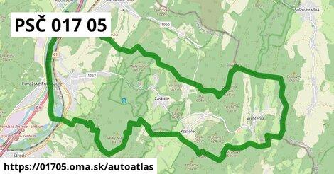 ikona Mapa autoatlas  01705