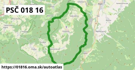 ikona Mapa autoatlas  01816