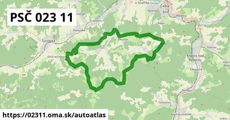 ikona Mapa autoatlas  02311