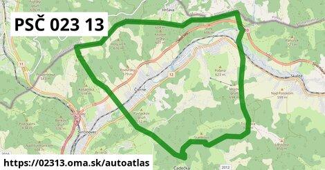 ikona Mapa autoatlas  02313