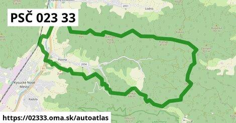 ikona Mapa autoatlas  02333