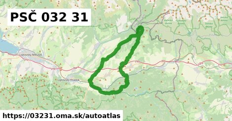 ikona Mapa autoatlas  03231