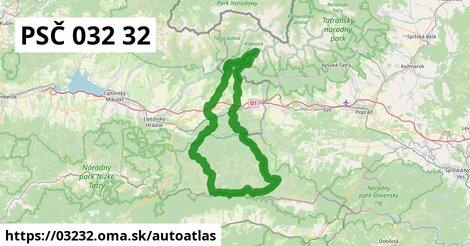 ikona Mapa autoatlas  03232
