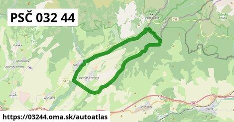 ikona Mapa autoatlas  03244