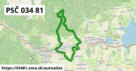 ikona Mapa autoatlas  03481