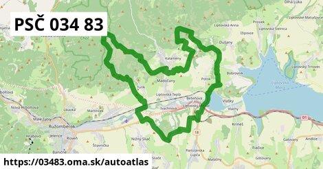 ikona Mapa autoatlas  03483