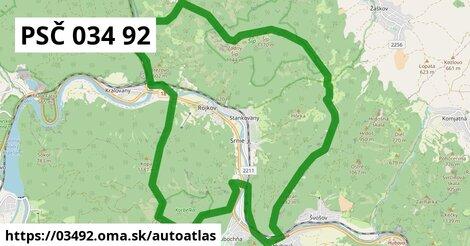 ikona Mapa autoatlas  03492