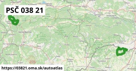ikona Mapa autoatlas  03821