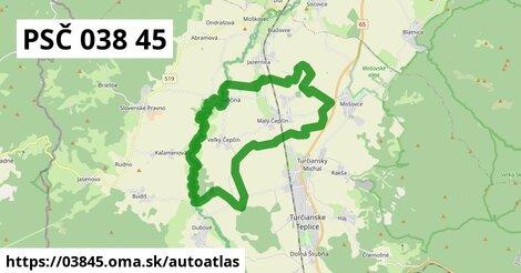 ikona Mapa autoatlas  03845
