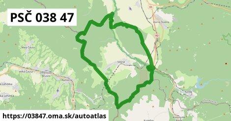 ikona Mapa autoatlas  03847
