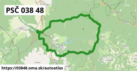 ikona Mapa autoatlas  03848