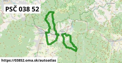 ikona Mapa autoatlas  03852