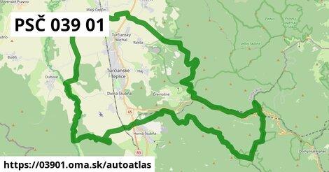 ikona Mapa autoatlas  03901