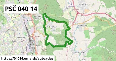 ikona Mapa autoatlas  04014