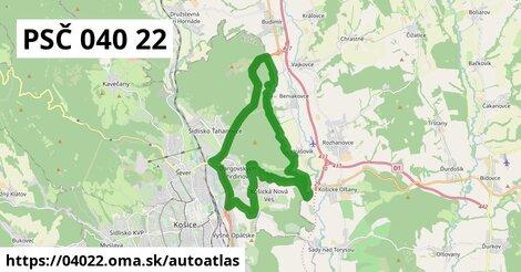 ikona Mapa autoatlas  04022