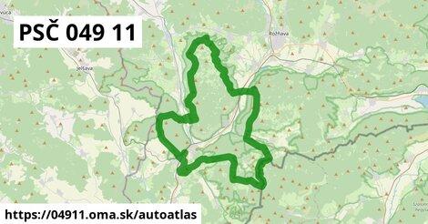 ikona Mapa autoatlas  04911