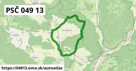 ikona Mapa autoatlas  04913