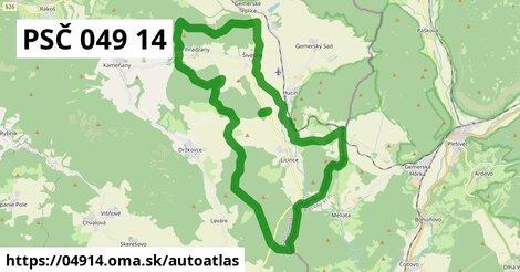 ikona Mapa autoatlas  04914