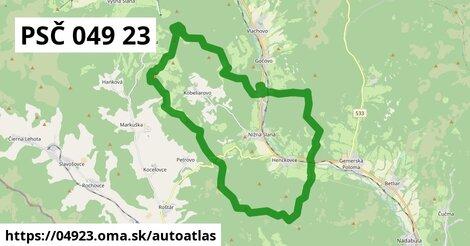 ikona Mapa autoatlas  04923