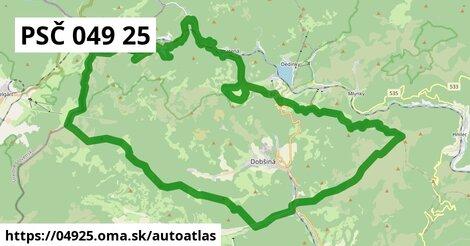 ikona Mapa autoatlas  04925