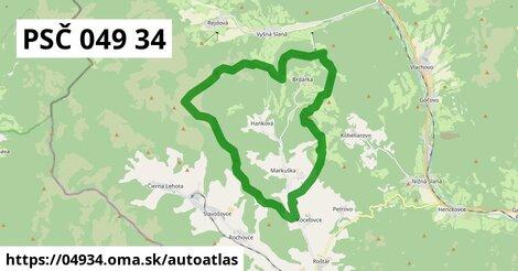 ikona Mapa autoatlas  04934
