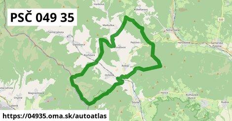 ikona Mapa autoatlas  04935