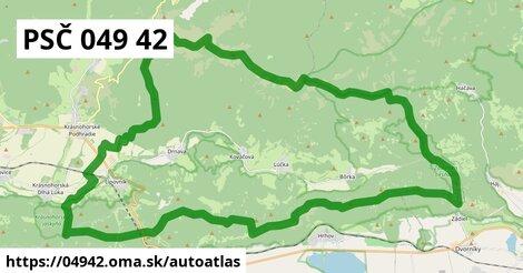 ikona Mapa autoatlas  04942