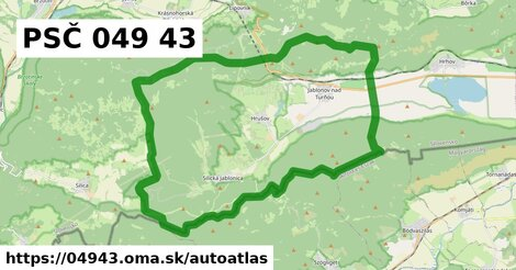 ikona Mapa autoatlas  04943