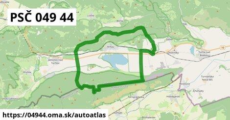ikona Mapa autoatlas  04944