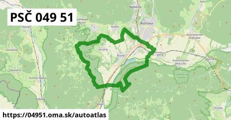 ikona Mapa autoatlas  04951