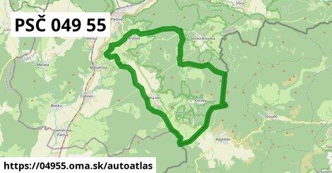 ikona Mapa autoatlas  04955