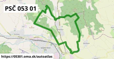 ikona Mapa autoatlas  05301