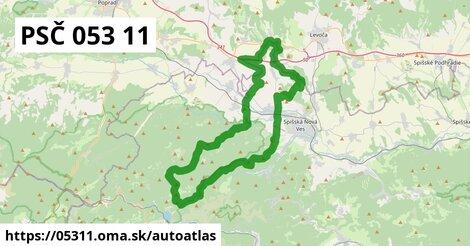 ikona Mapa autoatlas  05311