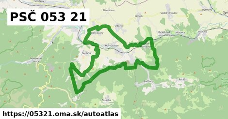 ikona Mapa autoatlas  05321