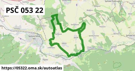 ikona Mapa autoatlas  05322