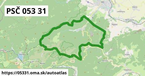 ikona Mapa autoatlas  05331