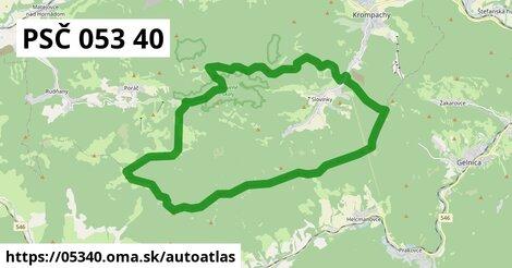 ikona Mapa autoatlas  05340