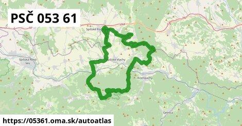ikona Mapa autoatlas  05361