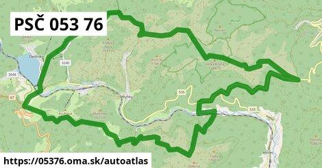 ikona Mapa autoatlas  05376