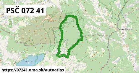 ikona Mapa autoatlas  07241